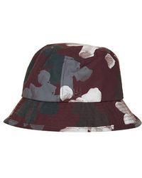 Topshop Bucket Hat By Wood Wood - Lyst