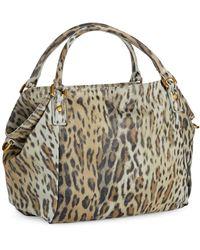 Liebeskind Amanda Print Leather Hobo Satchel Bag - Lyst
