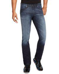 Hugo 708  Slim Fit 1075 Oz Stretch Cotton Jeans - Lyst