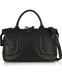 See By Chloé Bluebell Textured-leather Tote - Lyst
