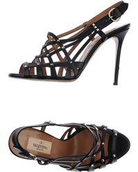 Valentino Sandals - Lyst