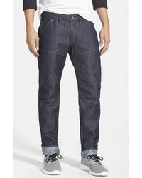 G-Star RAW Men'S '5620 Bike Neill' Slim Fit Jeans - Lyst