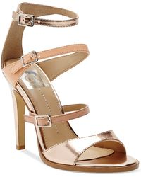 Dolce Vita Dv by Talin High Heel Sandals - Lyst