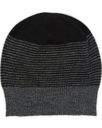 Mens Striped Merino Wool Beanie Barneys New York 8V9FwRhEa
