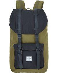 Herschel Supply Co. - Khaki Little America Backpack - Lyst