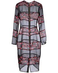 Rika - Knee-length Dress - Lyst