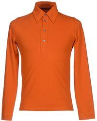 Gazzarrini - Polo Shirt - Lyst