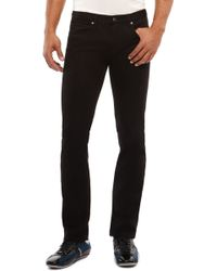 Hugo 708  Slim Fit 95 Oz Stretch Cotton Jeans - Lyst