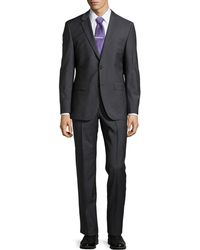 Hugo Boss Grand Central Solid Two-Piece Suit - Lyst