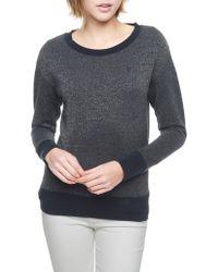 True Religion Lurex Womens Pullover - Lyst