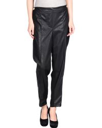 Nude   Casual Trouser   Lyst