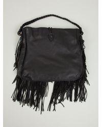En Shalla - Tassel Shoulder Bag - Lyst