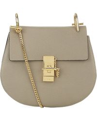 Chloé Medium Drew Shoulder Bag - Lyst