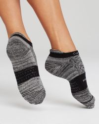 Calvin Klein Bar Method Ankle Socks - Lyst