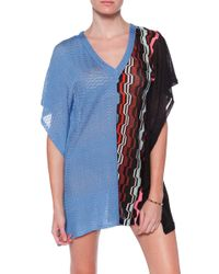 Missoni Caftan Dress - Lyst