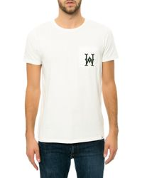 Wesc The Conspiracy T-shirt - Lyst