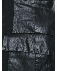 Rundholz - Faux-Leather Jacket - Lyst