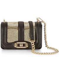 Rebecca Minkoff Mini Love Crossbody - Lyst