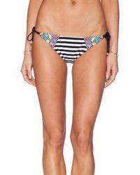 Nanette Lepore Merengue Vamp Bikini Bottom - Lyst