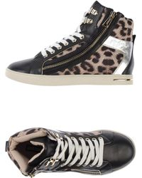 Just Cavalli High-tops  Trainers - Lyst