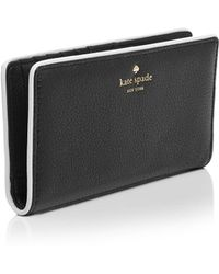 Kate Spade Cobble Hill Stacy Wallet - Black