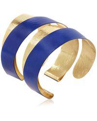 Herve Van Der Straeten Ruban Band Bracelet - Lyst