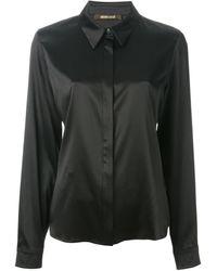 Roberto Cavalli Classic Shirt - Lyst