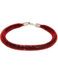 Peppercotton Bracelet - Red