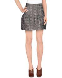 Nina Ricci   Mini Skirt   Lyst