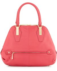 Halston Heritage Zip-Around Satchel Bag - Lyst