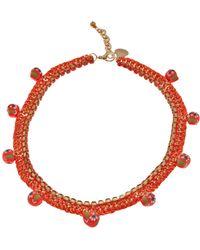 Venessa Arizaga - '1979' Necklace - Lyst
