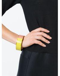 Erika Cavallini Semi Couture - Colour Block Bracelet - Lyst