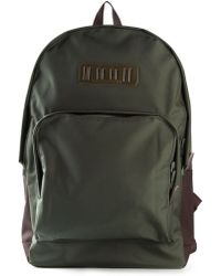White Mountaineering - Logo Patch Backpack - Lyst