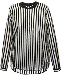 Forte Forte Stripped Blouse - Lyst