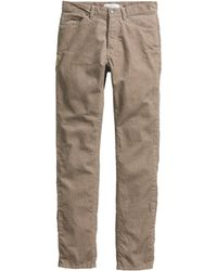 H&M Corduroy Trousers - Lyst