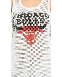 Love Leather - Bulls Slam Dunk Tank - Black - Lyst