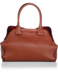 Tod's Medium Cape Bag - Lyst