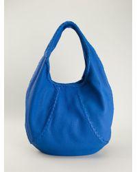 Bottega Veneta Slouchy Shoulder Bag - Lyst