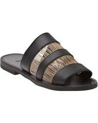 Hache - Open Toe Sandal - Lyst