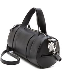 Opening Ceremony Syd Satchel Bag - Black - Lyst