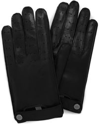 Mulberry - Mens Biker Glove - Lyst