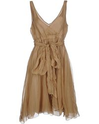 P.A.R.O.S.H. | Knee-length Dress | Lyst
