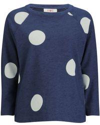 YMC - Womens Spot Sweatshirt - Lyst