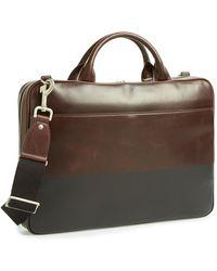 Jack Spade 'Slim' Briefcase - Lyst