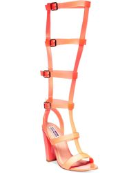 Steve Madden By Iggy Azalea Bout-It Gladiator Dress Sandals - Lyst