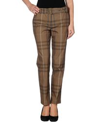 Burberry Brit Casual Pants - Lyst