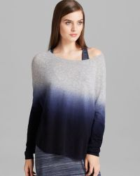 Vince Sweater Dip Dye Raglan - Lyst