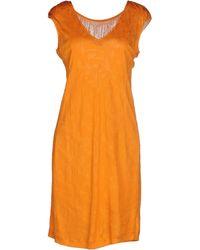 Patrizia Pepe Sera | Short Dress | Lyst
