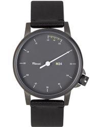 Miansai - M24 Gunmetal Stainless Steel Watch - Lyst