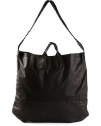 Arts & Science Large Tote - Black